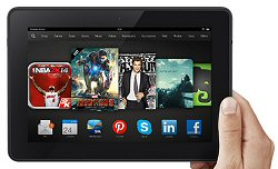 64GB Kindle Fire HDX 8.9