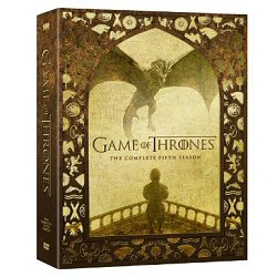 Game of Thrones: Season 5 DVD Set
