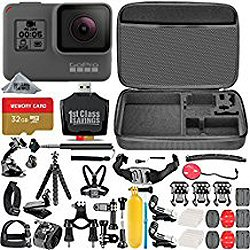 GoPro Hero5 Best Value Bundle