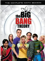 The Big Bang Theory: Season 9 DVD Set